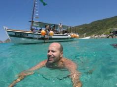 Saveiro Don Juan em Arraial do Cabo