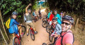 Trilha de Bike em Araras - Galpão Caipira
