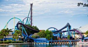 Mako, a nova Montanha-Russa do SeaWorld Orlando