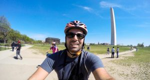 Bike Tour no National Mall em Washington DC