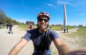 Bike Tour no National Mall em Washington DC