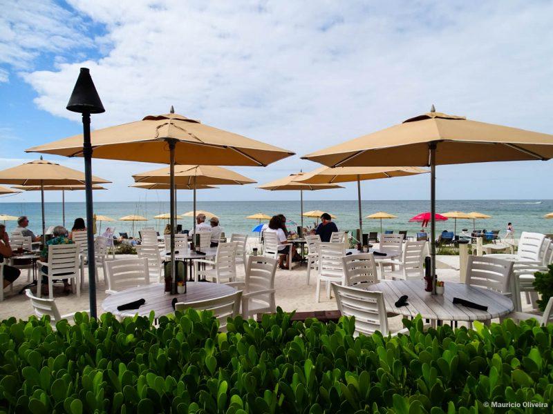 Turtle Club, um pé na areia na praia de Vanderbilt, em Naples