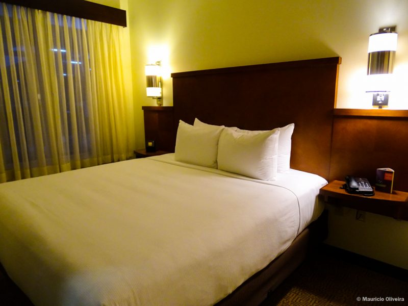 Super cama do Hyatt Place West Palm Beach
