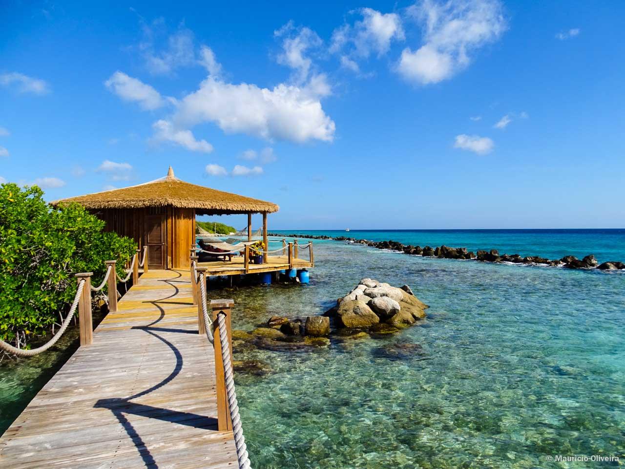 528646c19580 Renaissance Private Island e a praia dos flamingos em Aruba ...