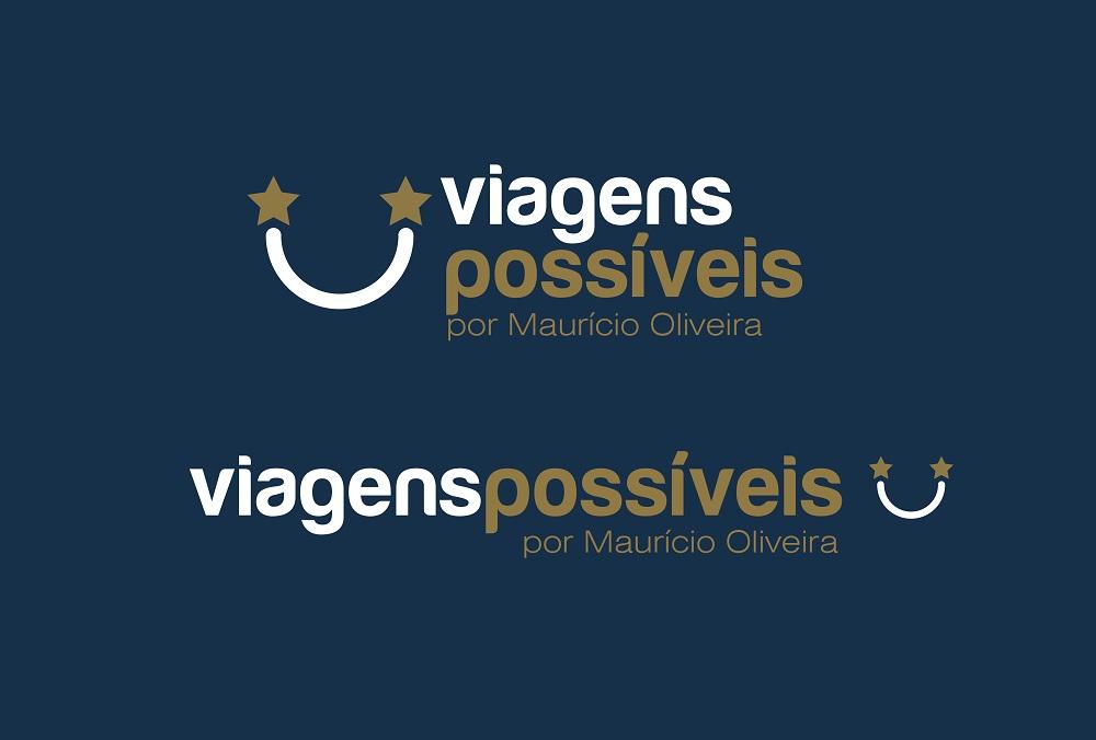 Viagens Possíveis - Nova marca produzida pelo designer gráfico Moisés Marques