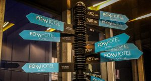 Fosshotel tem opções em Reykjavík e toda Islândia