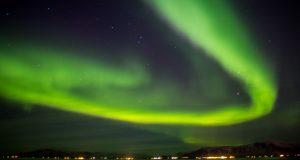 Aurora Boreal na Islândia: momento inesquecível!