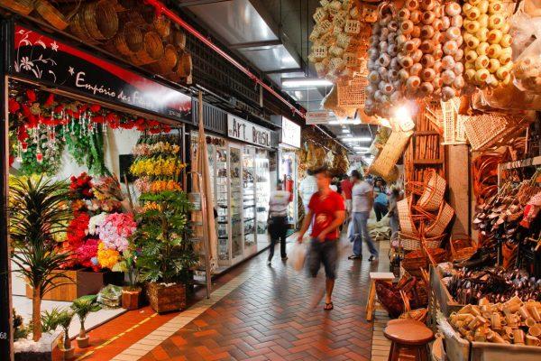 Mercado Central de Belo Horizonte - Credito Acervo Setur MG - Fernando Piancasteli
