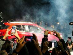 Novo Ford EcoSport 2018 sendo apresentado!