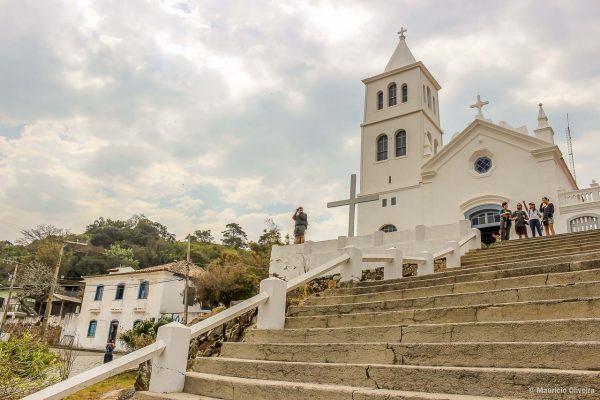 Igreja Matriz de São Joaquim em Garopaba - SC