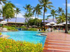 """A """"super piscina"""" do Summerville Beach Resort, em Porto de Galinhas"""