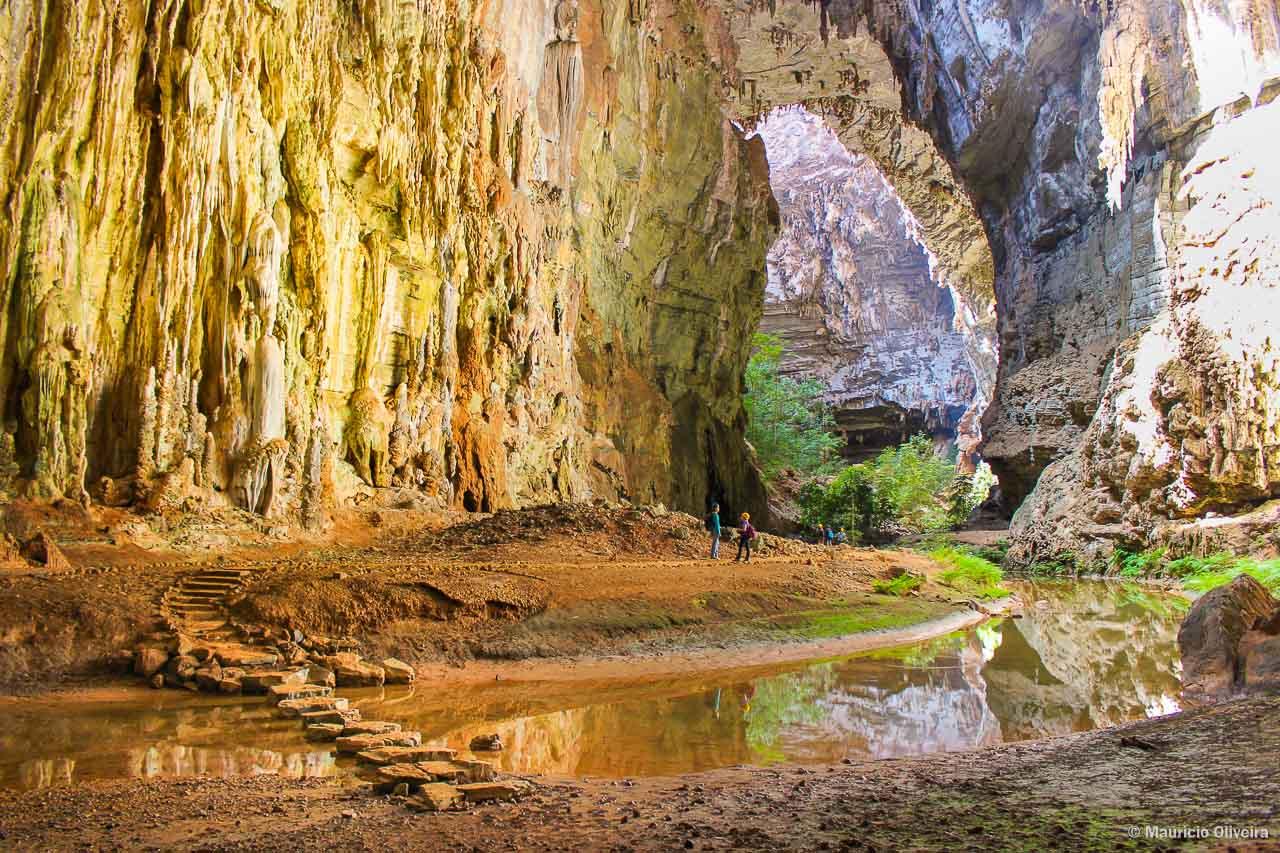 Você precisa conhecer o Parque Nacional Cavernas do Peruaçu em MG