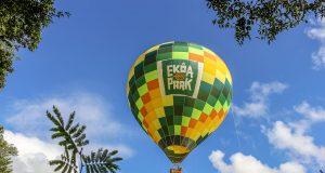Ekôa Park - Parque de aventuras em Morretes