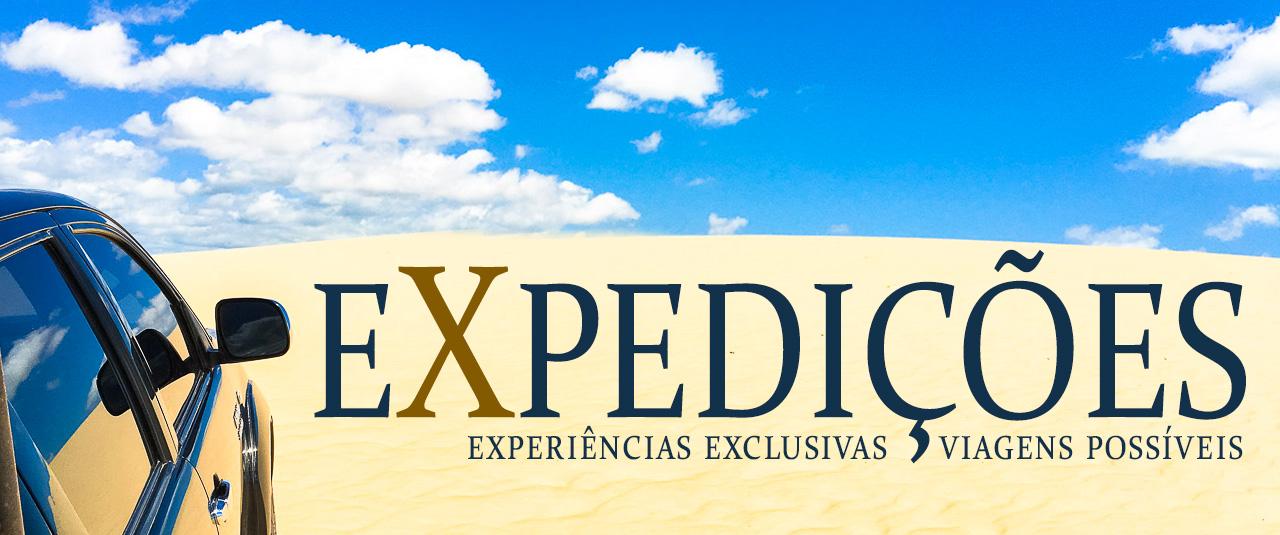 Expedições - Experiências Exclusivas e Viagens Possíveis