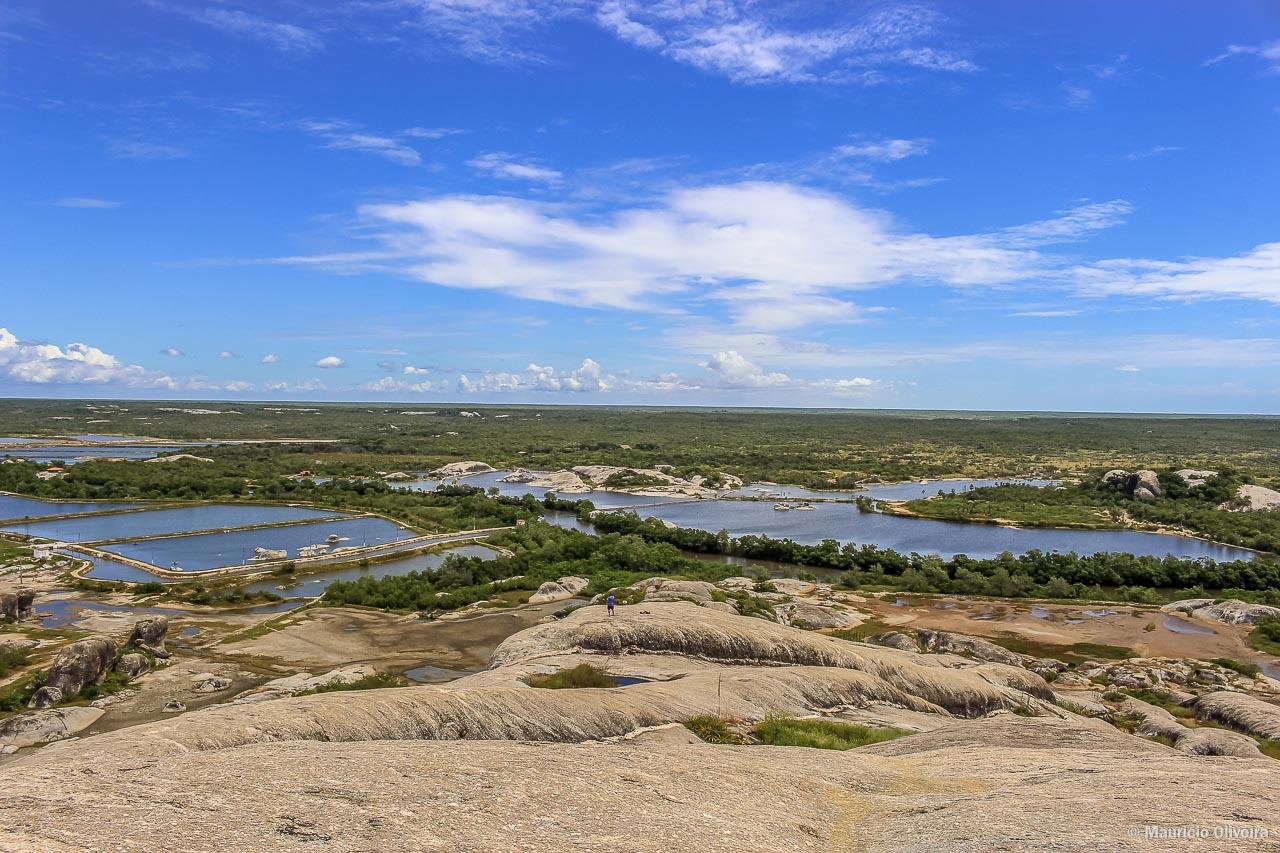 Parque das Pedras em Chaval - CE