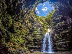 O Buraco do Padre é um dos lugares mais bonitos do Brasil