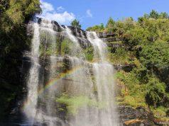 Cachoeira da Mariquinha fica na região de Ponta Grossa PR