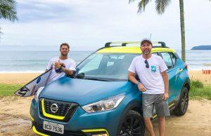Nissan Surf Tour - Uma viagem de experiências