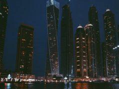 Skyline em Dubai - Emirados Árabes - Fonte: Pexels.com
