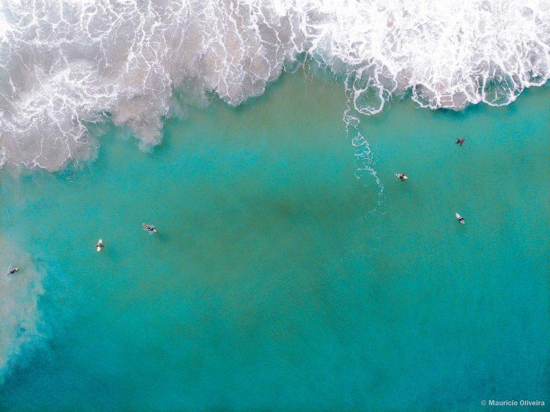 Praia de Lopes Mendes em Ilha Grande - RJ