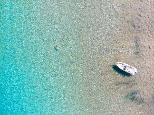 Praia de Parnaioca, em Ilha-Grande - RJ