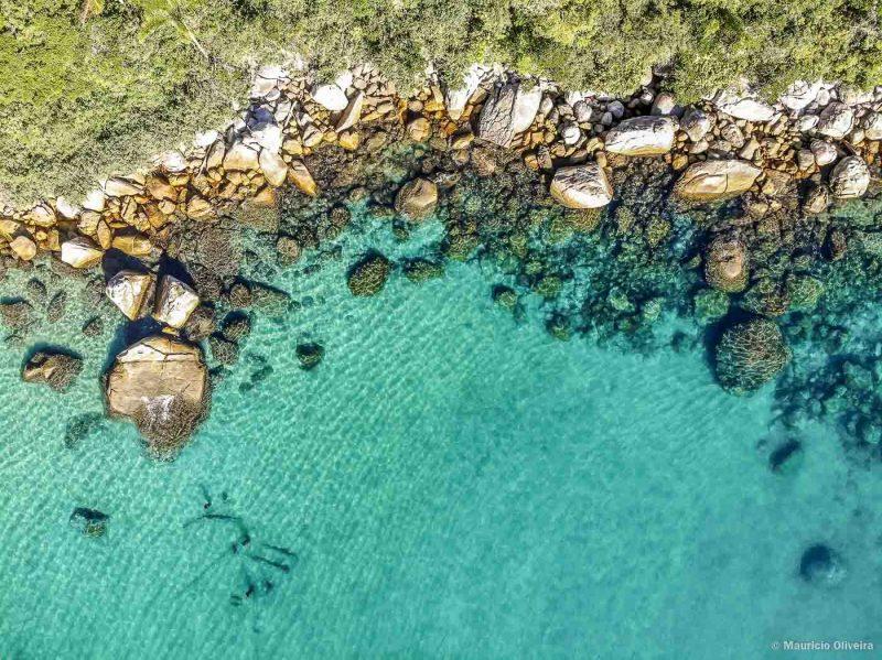 Praia dos Meros em Ilha Grande - RJ