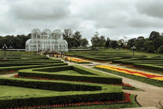 Jardim Botânico - City Tour VIP em Curitiba