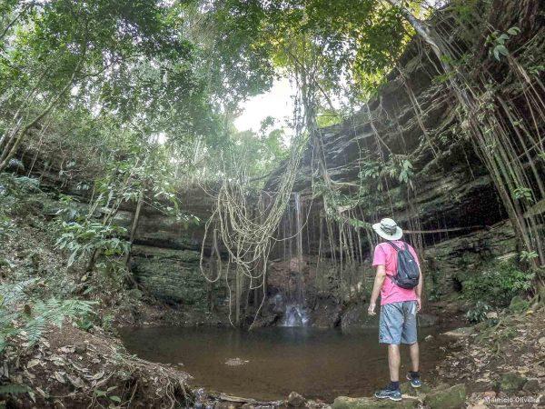 Estância Garra - Banho de Floresta em Taquaruçu