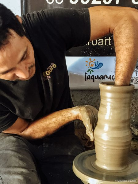 Experiência do Pote de Ouro em Taquaruçu