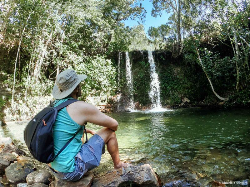 Cachoeira das Araras no Jalapão